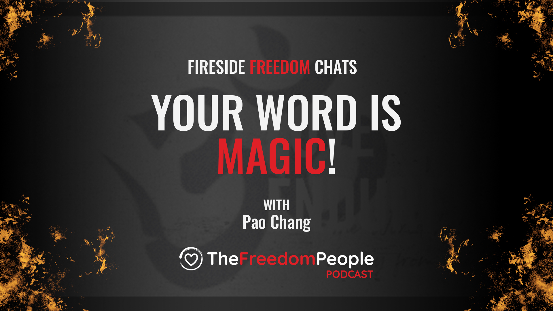 Your Word Is MAGIC!