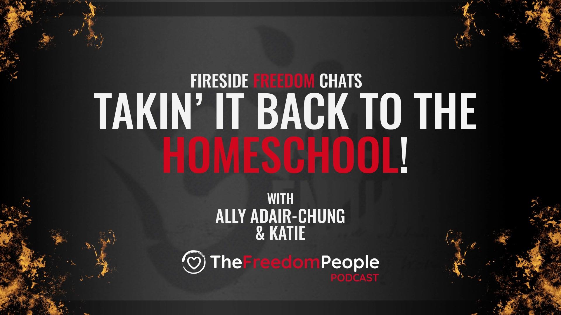 Home Schooled AGAIN!